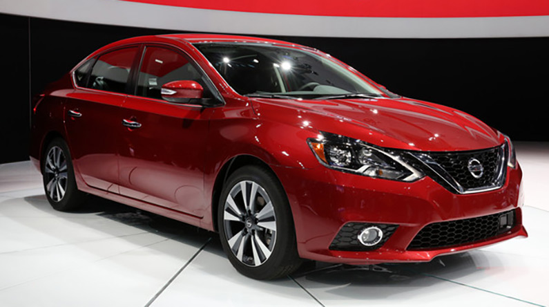 Redesigned Sentra Makes Debut At LA Auto Show West Palm Beach - Car show west palm beach