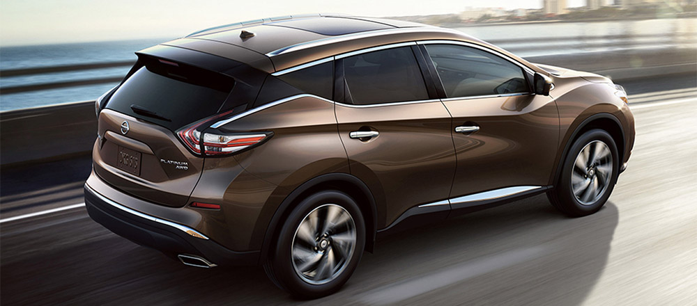Driving The Nissan Murano
