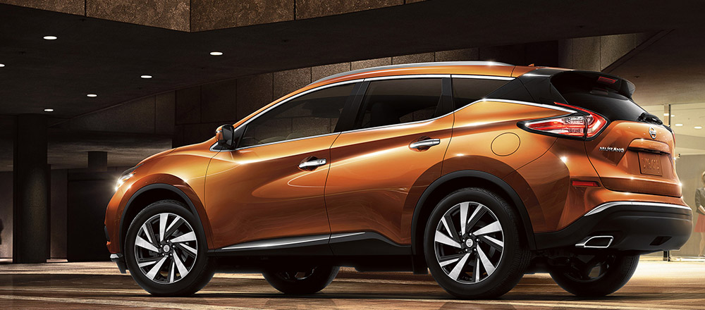 Best Midsize Suv Out There View Of The Nissan Murano